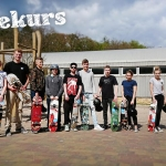 Skateboard Schnupperkurs an Selliner Schule