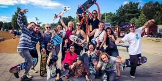 """Skate-Workshop beim """"Tag am Meer"""""""