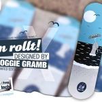 Poseidons Planke – Neues Rügen rollt! Board!