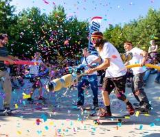 Rügen rollt! Skateboard-Fest 2019