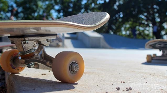Olympia und Skateboarding?