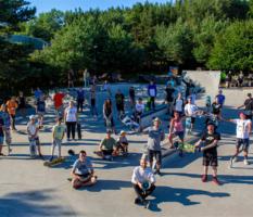 Rügen rollt! Skate-Session und Vereinsfeier 2020
