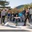 Refugees und Skateboarding