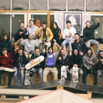 Contest Skatehalle Stralsund Winter 2018