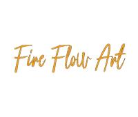 Logo Fire Flow Art